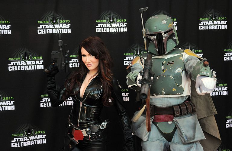 Disney's 2015 Star Wars Celebration