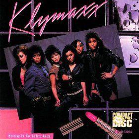 Klymaxx album cover