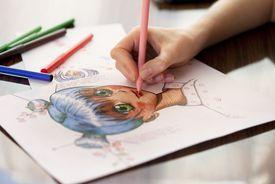 Manga painter