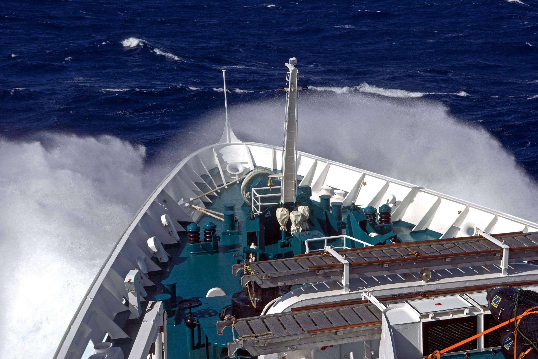 How to Run in a Following Sea