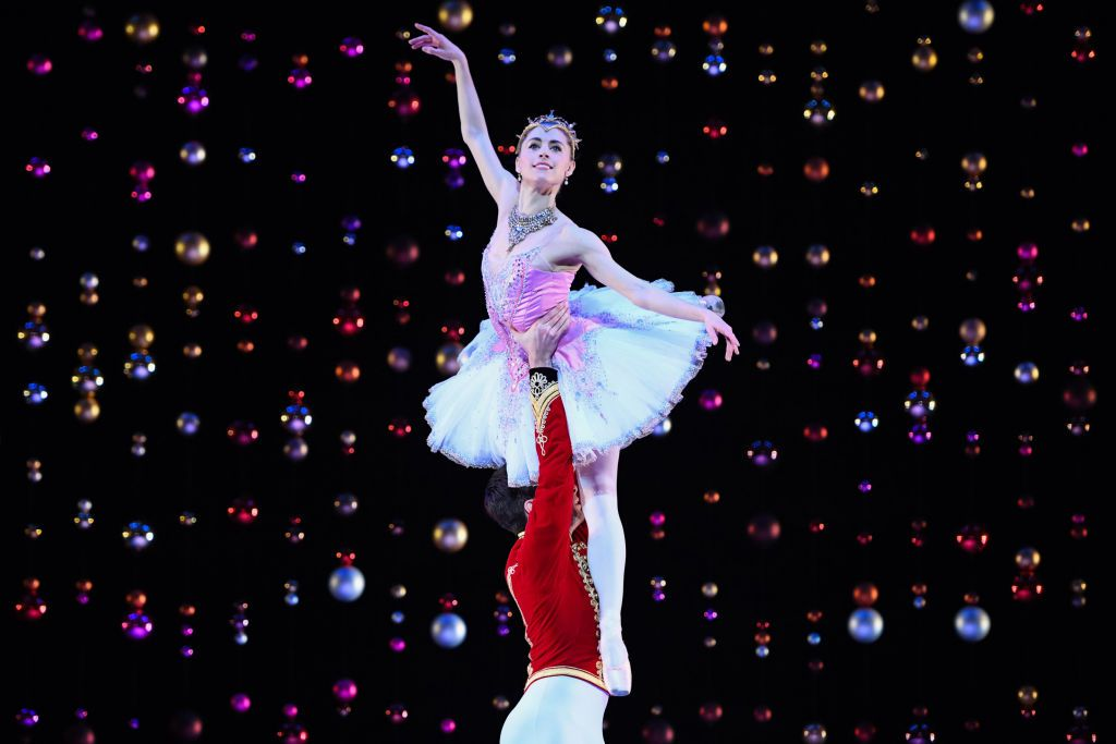 The Nutcracker ballet performance