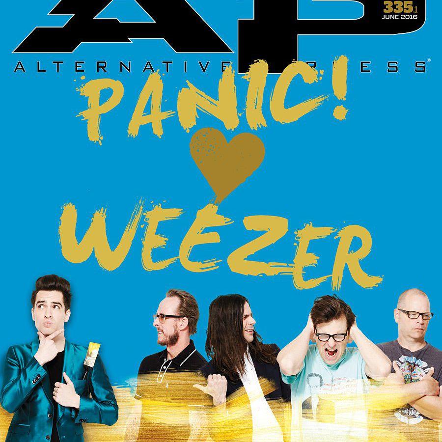 Alternative Press cover
