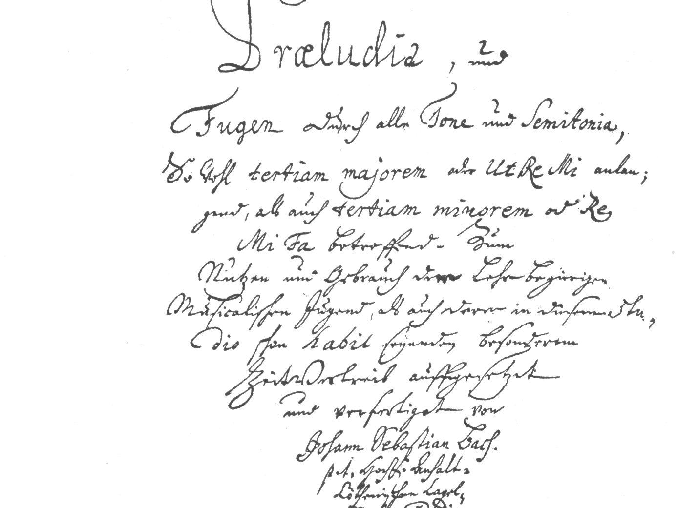 The Baroque Fugue: History and Characteristics