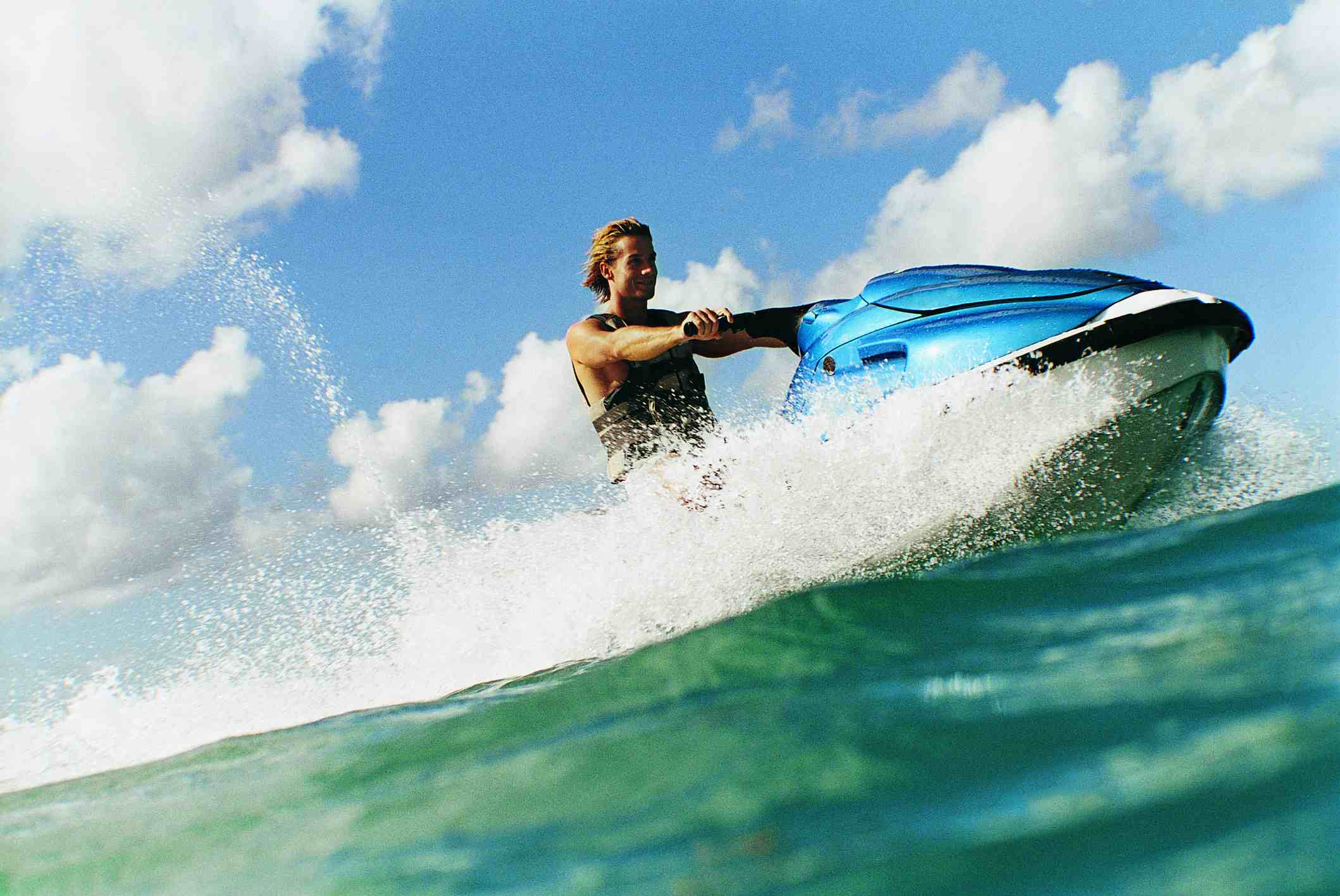 5 Reasons Why Wakeboarders Should Buy a PWC or Jet Ski
