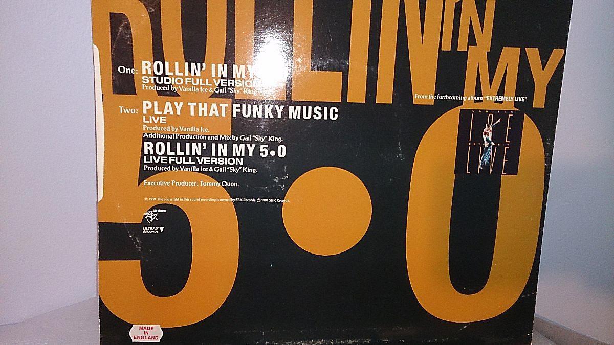 Rollin' in My 5.0 (Vanilla Ice)