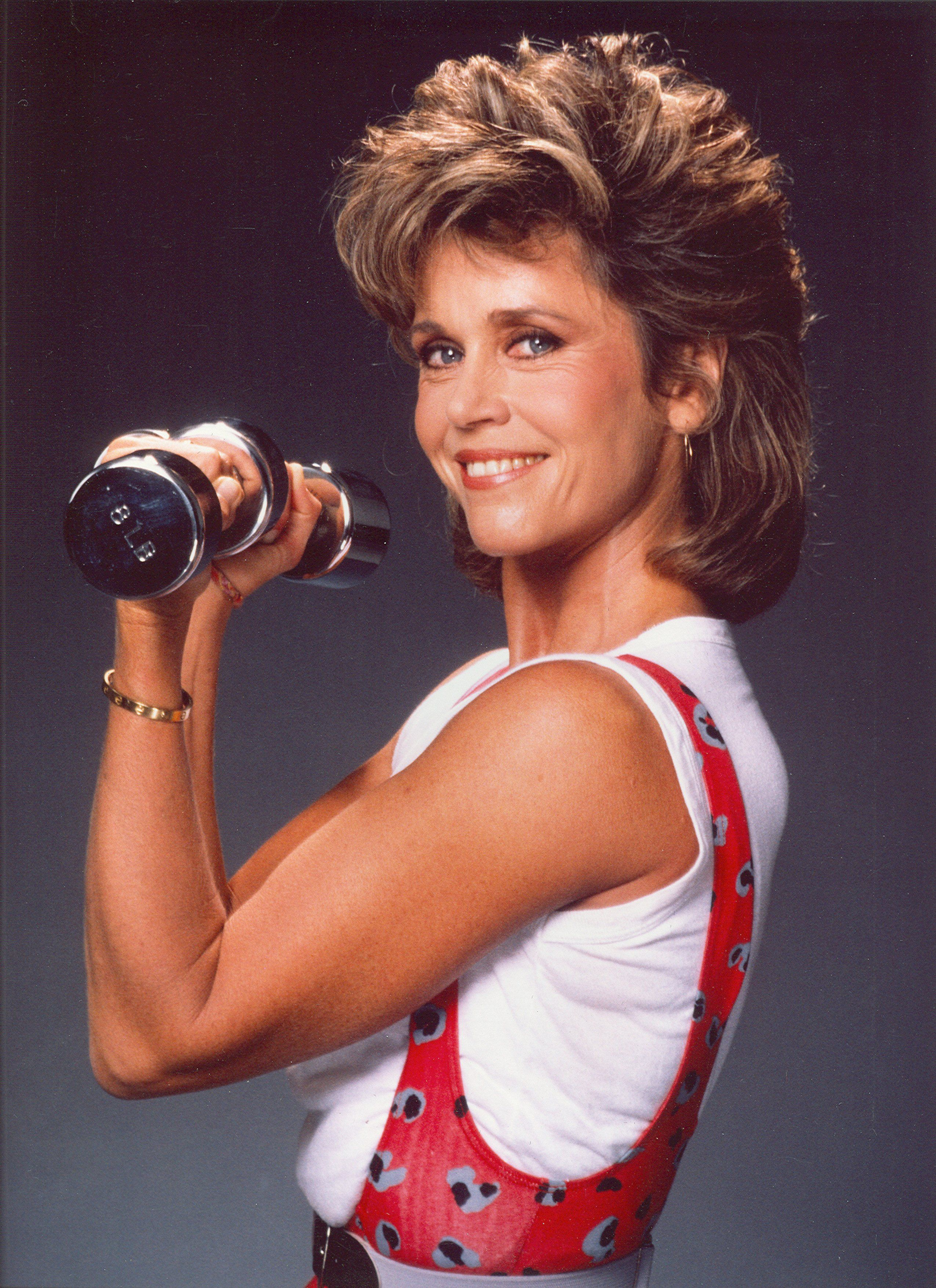 4cd8469a5a1695 The Ultimate Aerobics Junkie  Jane Fonda