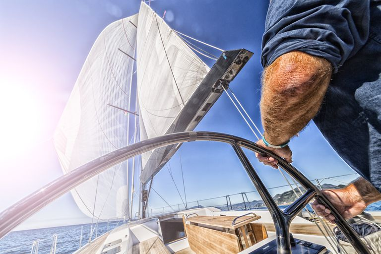 Learn How to Rig and Sail a Small Sailboat on