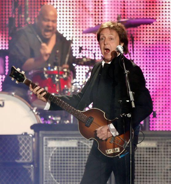 Paul McCartney - Coachella 2009