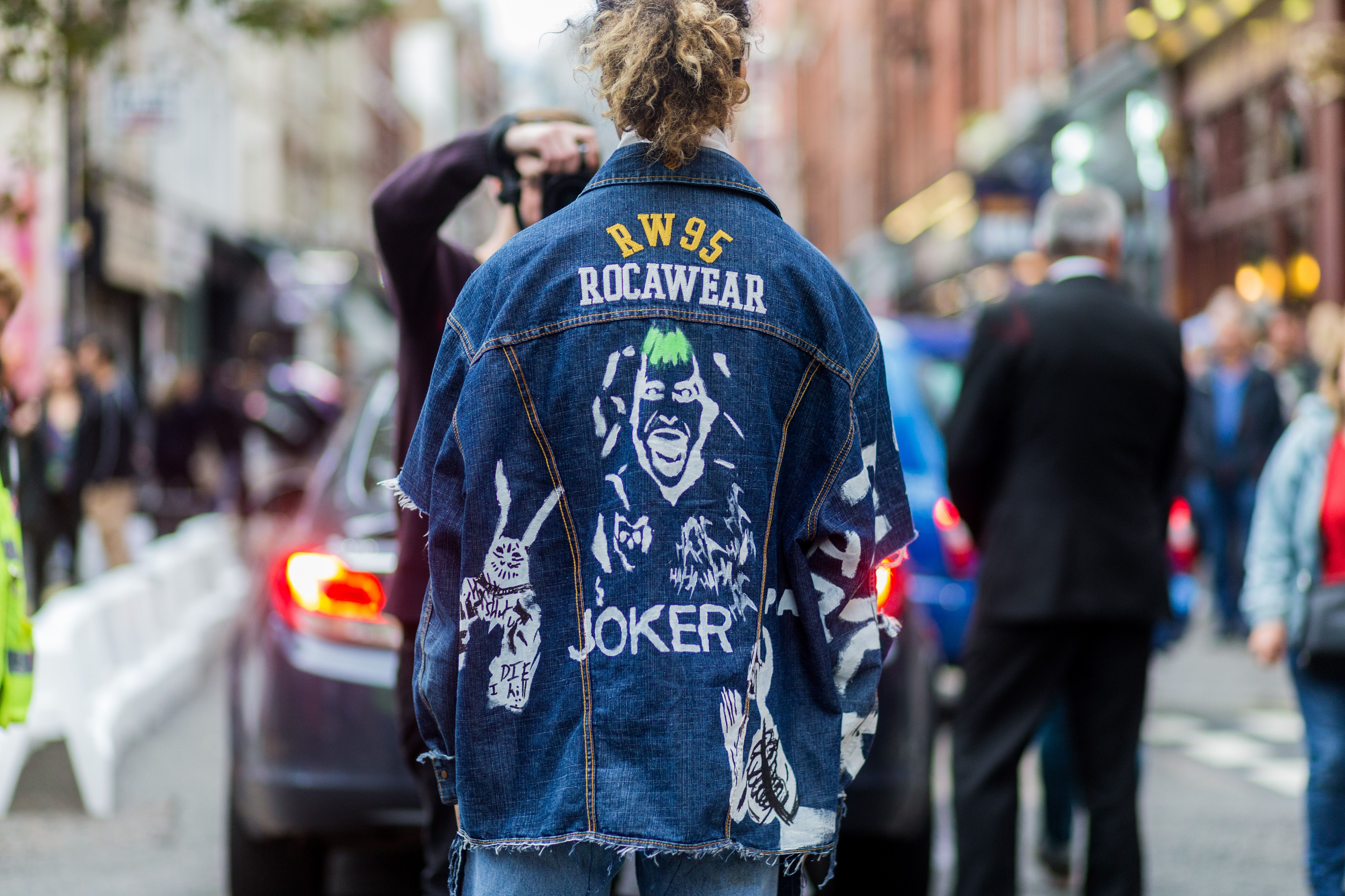Street Style rocawear
