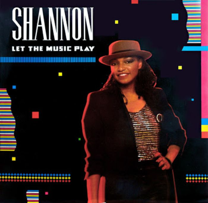 Shannon Let the Music Play