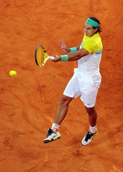 Rafael Nadal's Forehand Grip