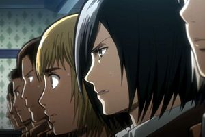 Attack on Titan Anime Characters