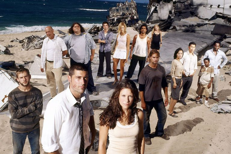 Cast of ABC's Emmy Award Winning Drama Lost