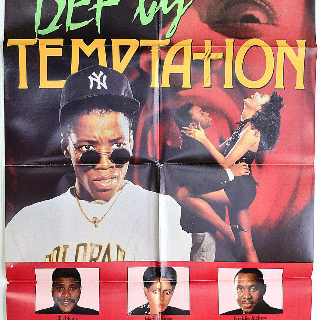 Def by Temptation African-American horror movie