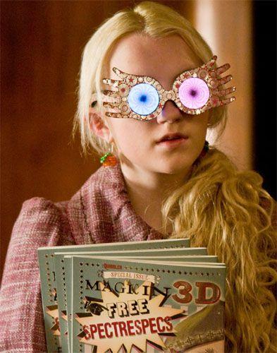luna lovegood brille