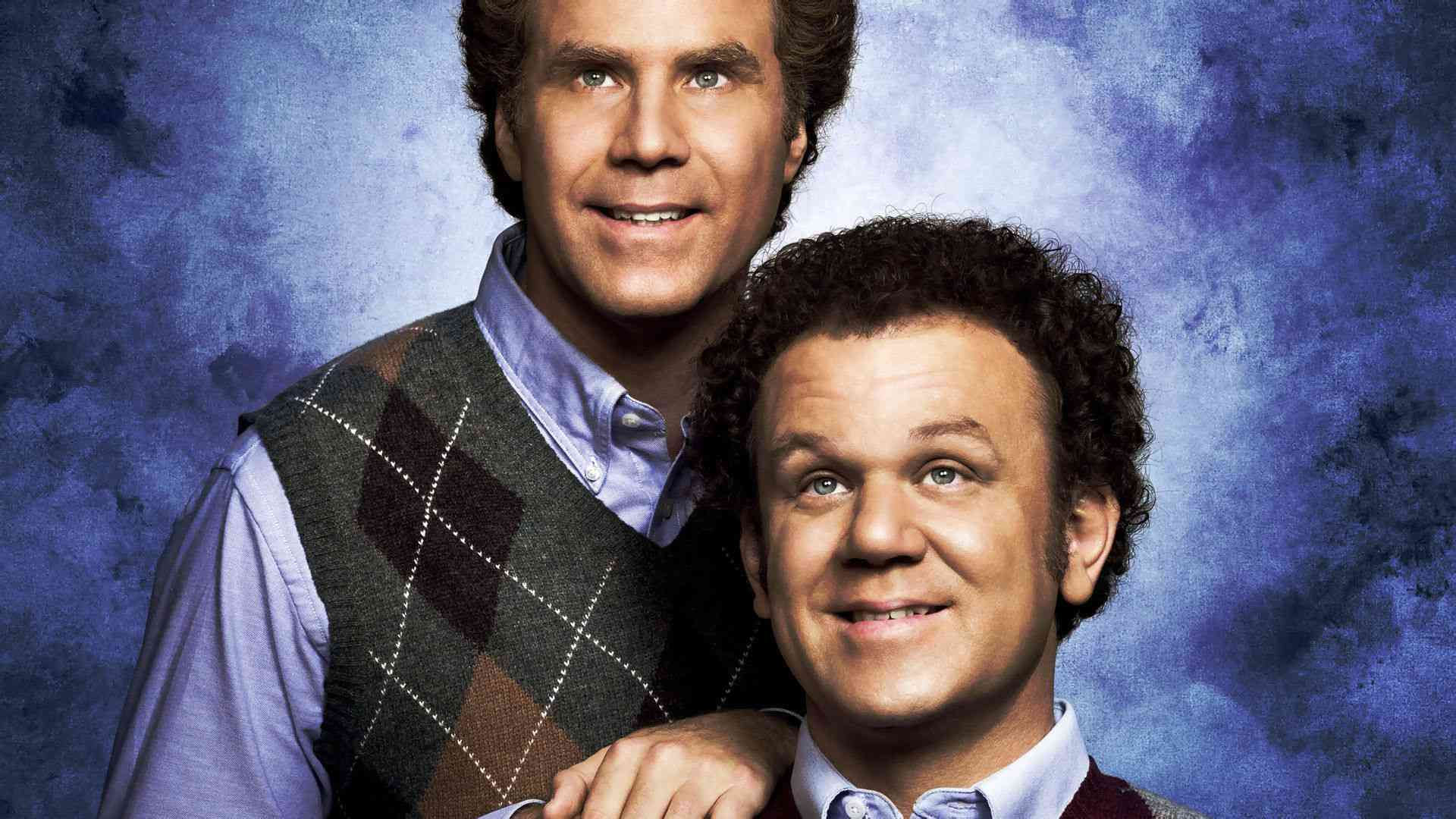 Will Ferrell in Step Brothers