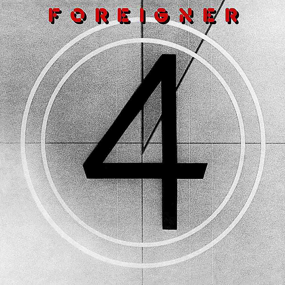 Foreigner's '4' eventually became one of the biggest-selling albums of the '80s.