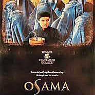 Theatrical Poster for Osama