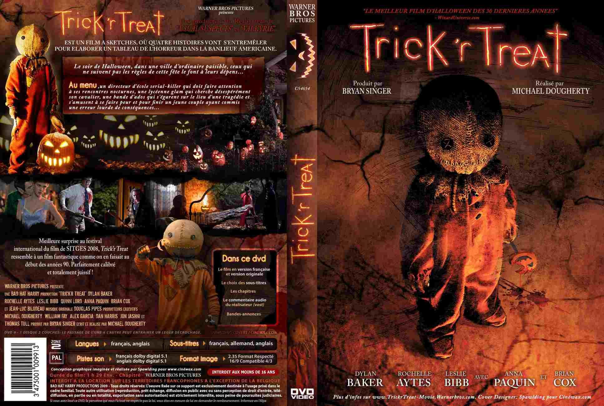 Trick 'r Treat movie postyer