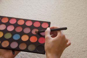 Makeup palate