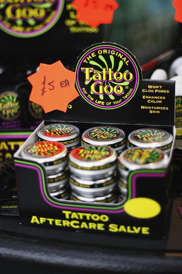 Tattoo Aftercare Contradictions Methods And Advice