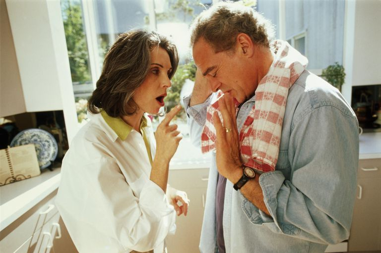 Take Control in Your Spouse's Midlife Crisis