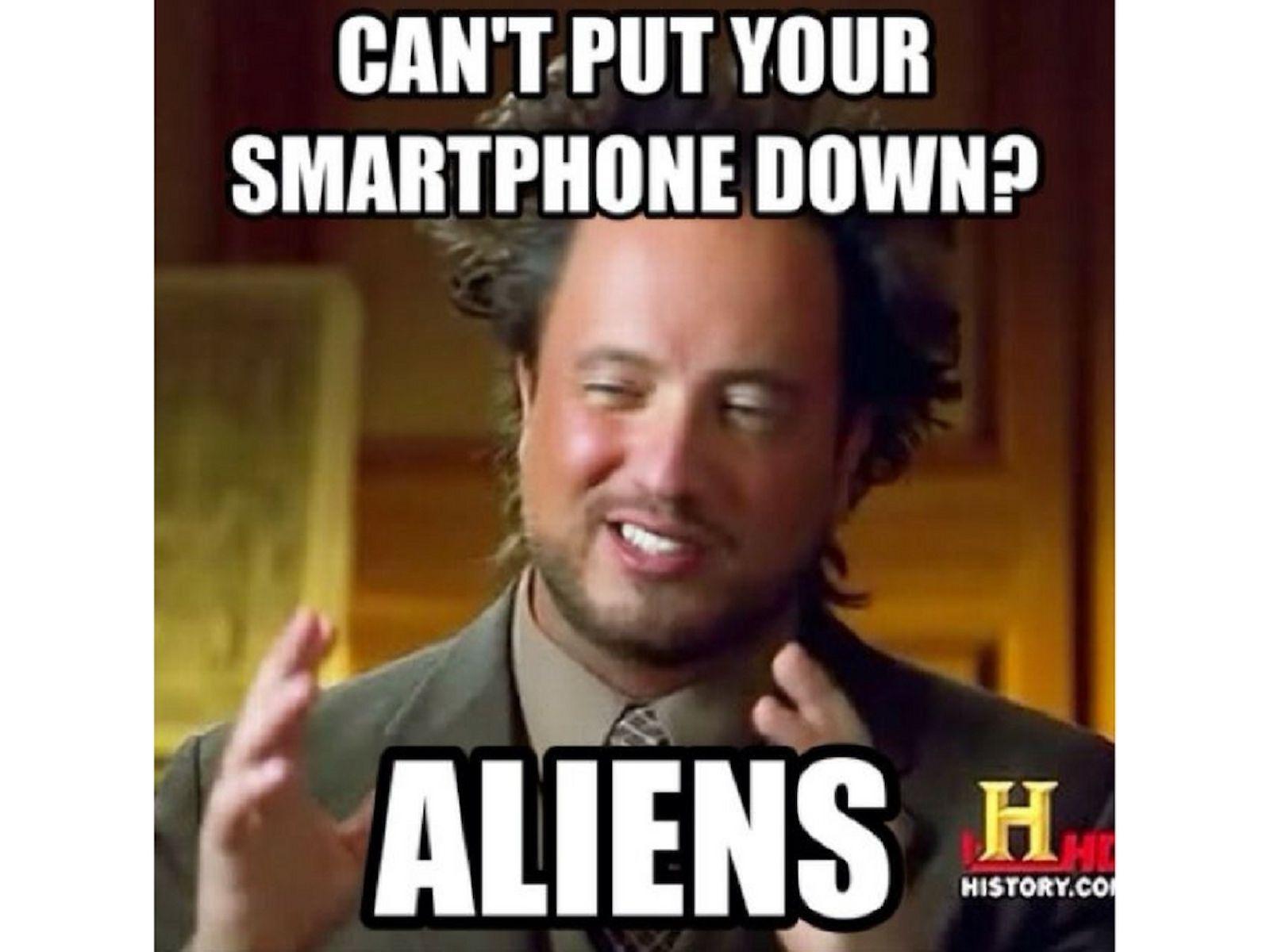 Aliens Meme