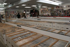 Row Upon Row of Back Issues