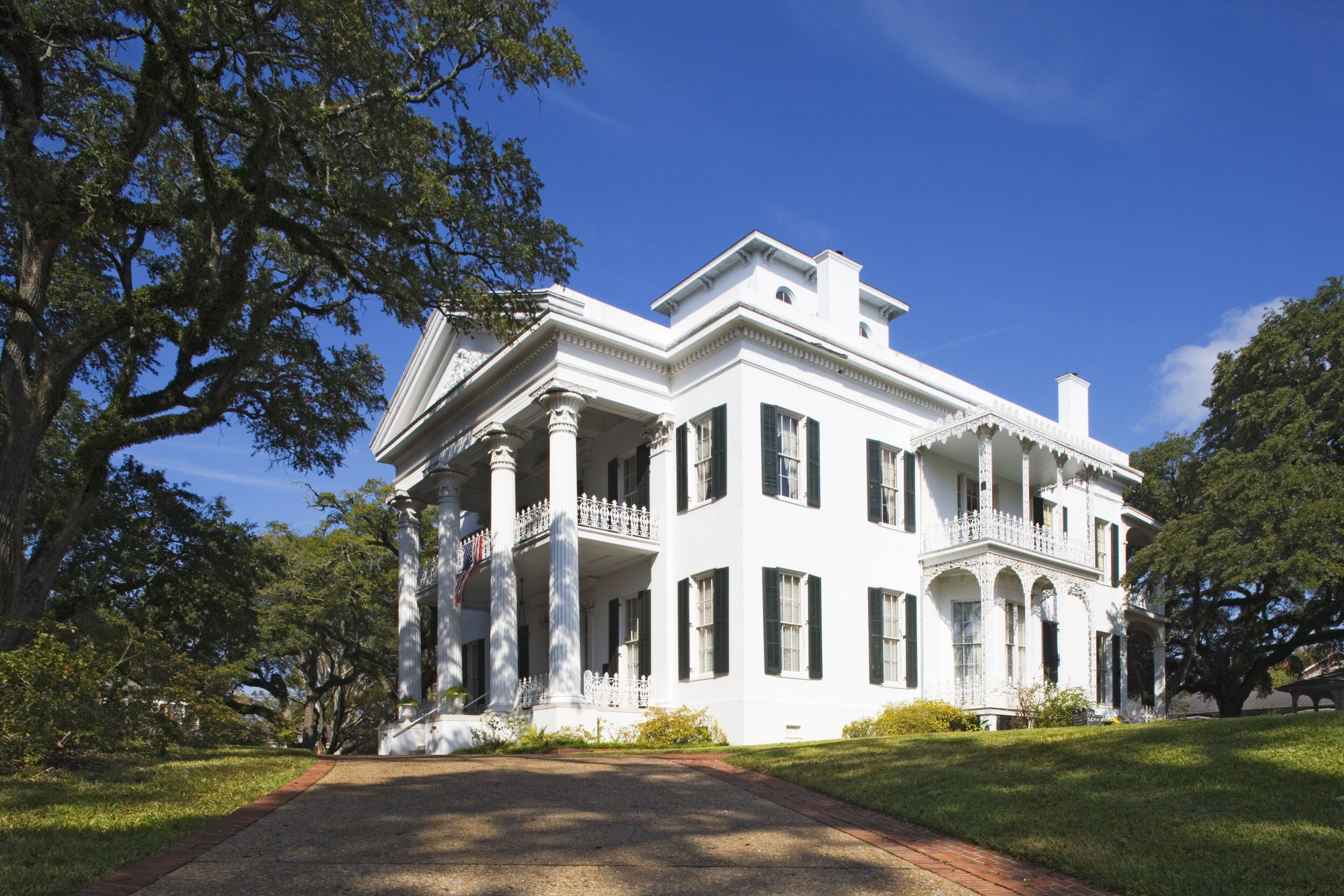 Architectural Styles, American Homes From 1600 to Today