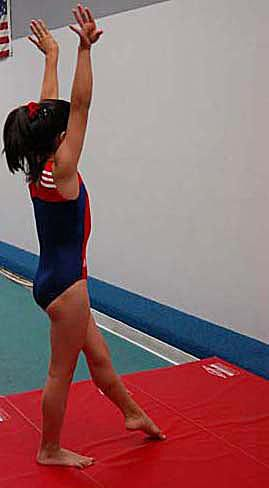 How to Do a Handstand -- Find a Wall