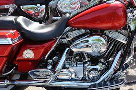 Motorcycle Detail,