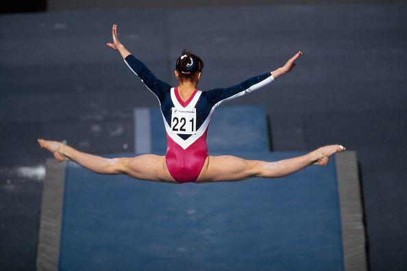 Artistic Gymnastics - Lilia Podkopayeva