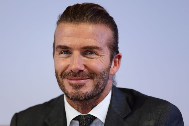 David Beckham S Hottest Haircuts