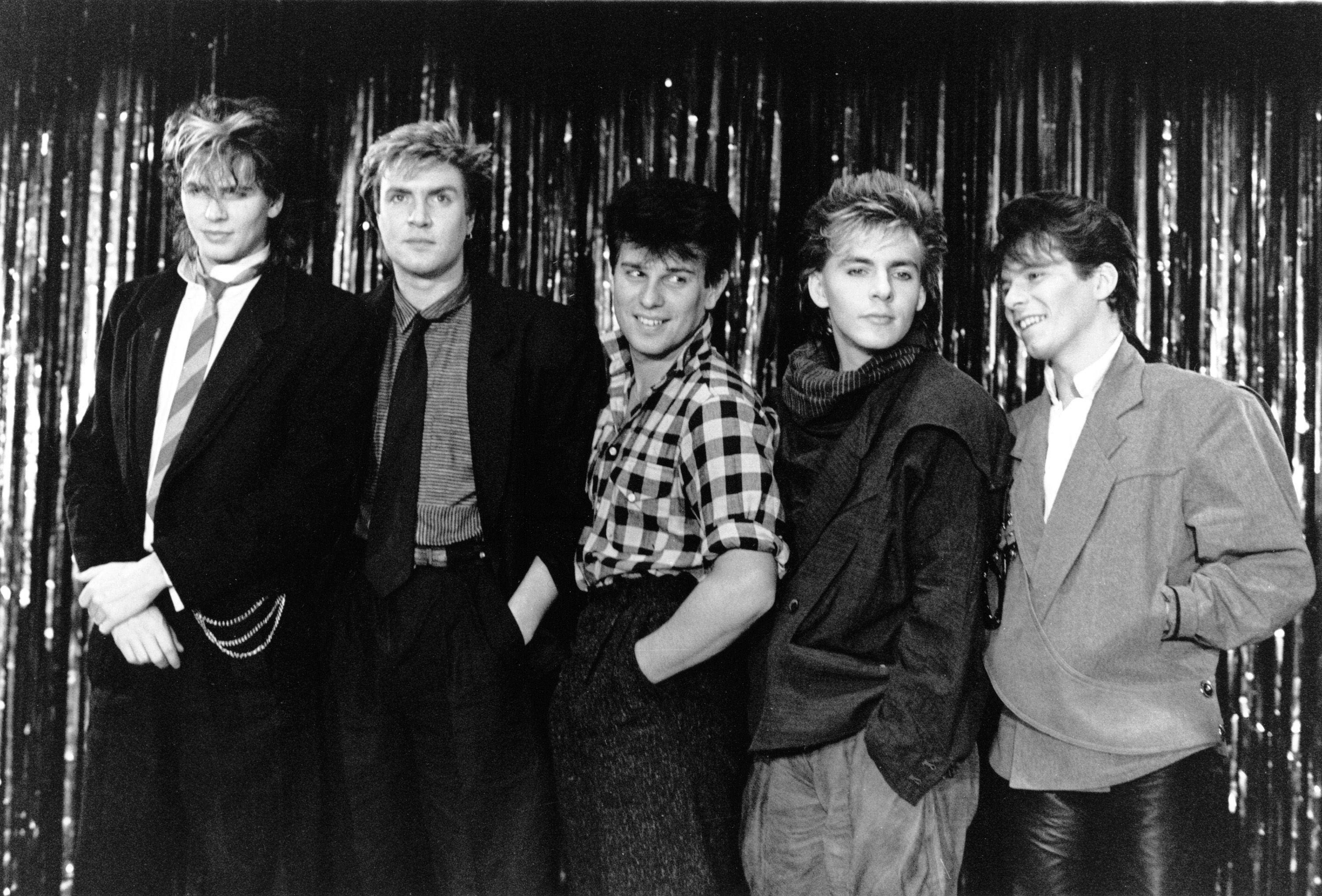 Duran Duran in the 1980's