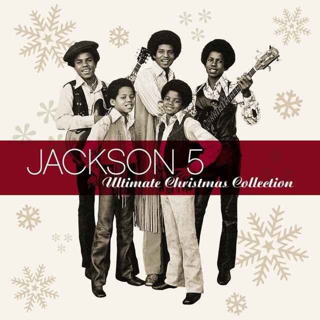 Jackson 5 Christmas album cover.