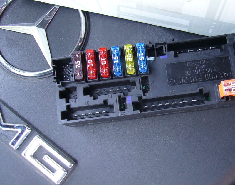Replace your ABS control unit.