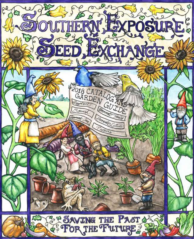 The Southern Exposure seed catalog
