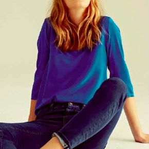 MiH Skinny Blue Jeans and Tunic