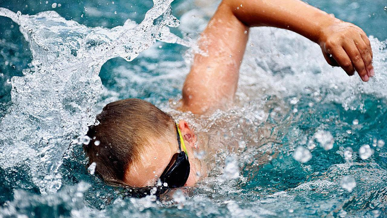 Getting Started and Becoming a Swimmer