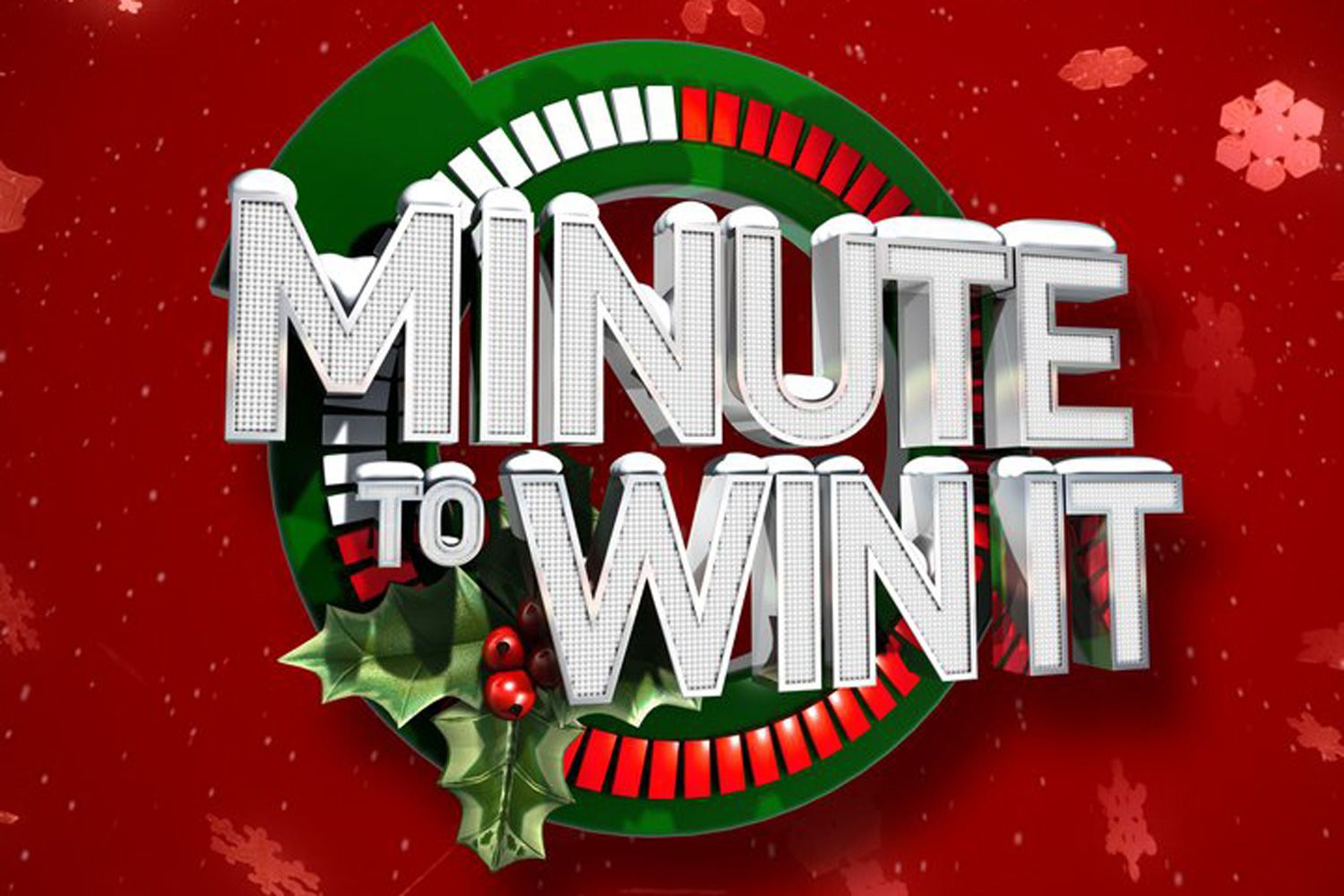 Minute To Win It Christmas.How To Play The Christmas Games From Minute To Win It