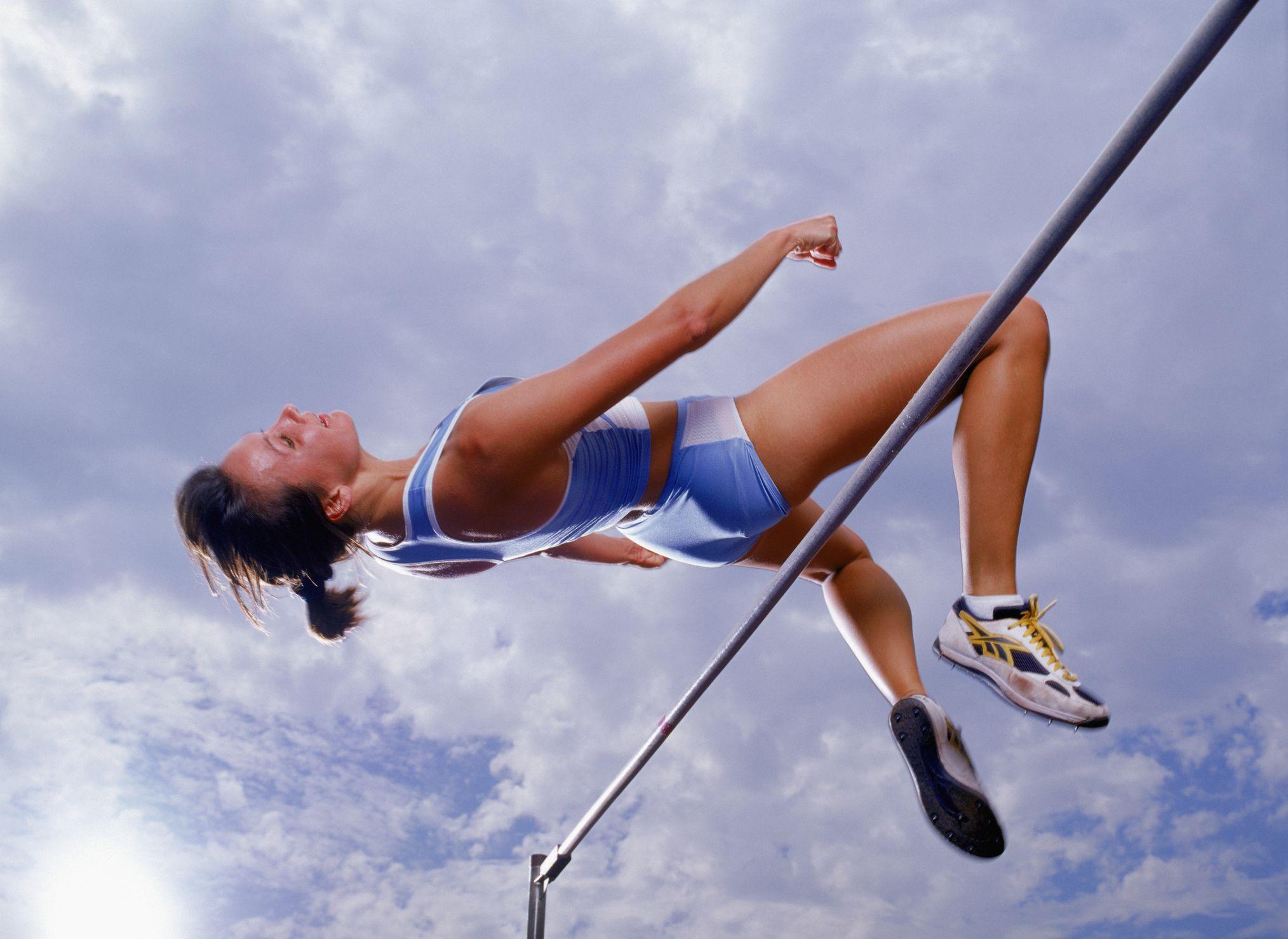 фото прыжки в высоту красивые временем обязательным
