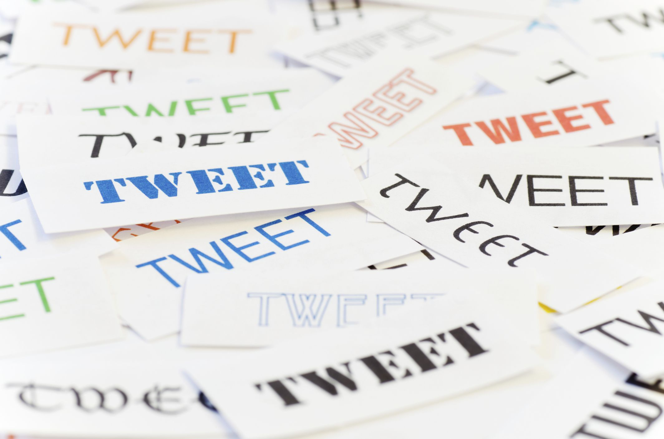 Do You Know what Tweeting Is?