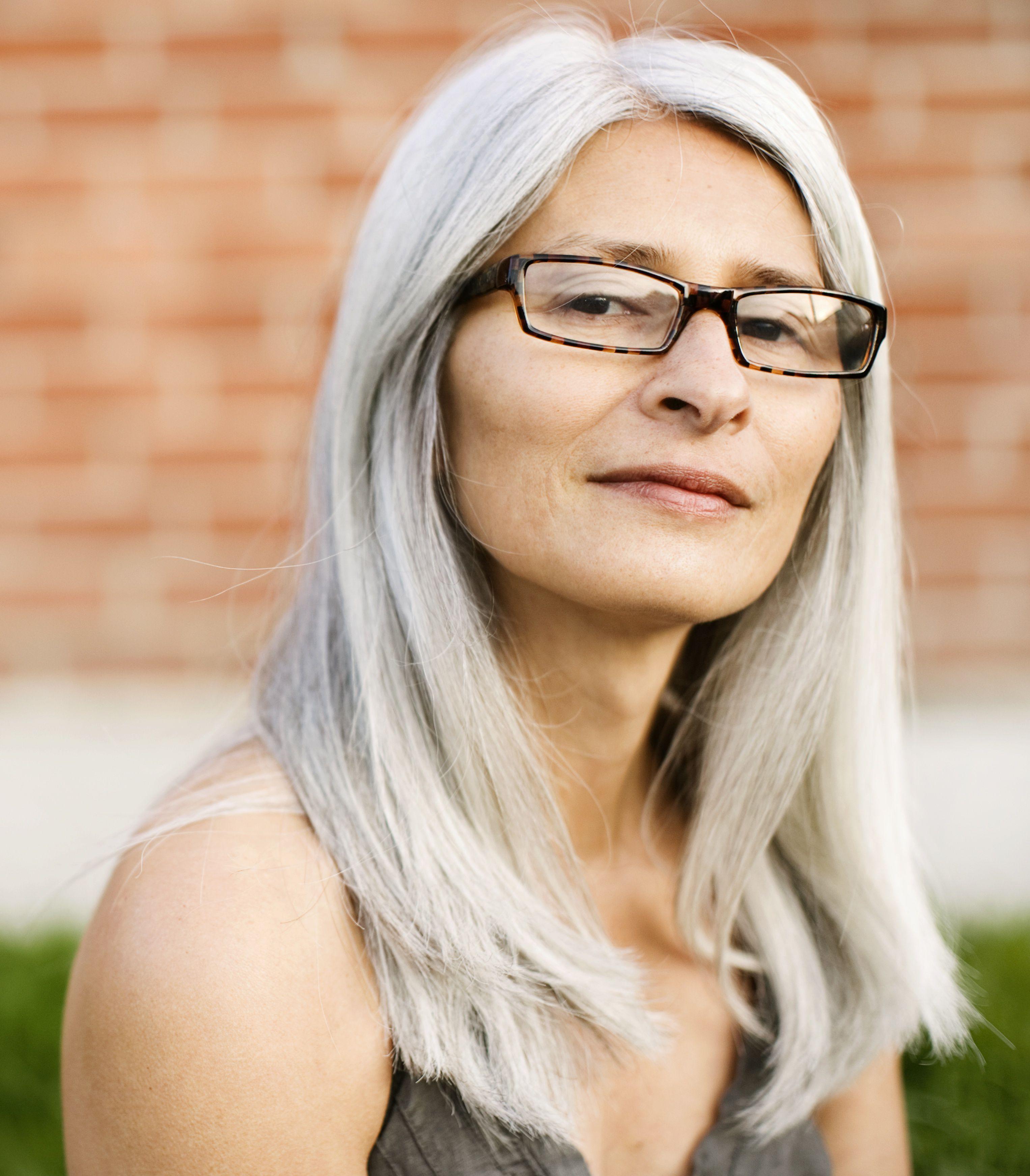 d47007326fc Gorgeous Gray Hairstyles for Women of All Ages