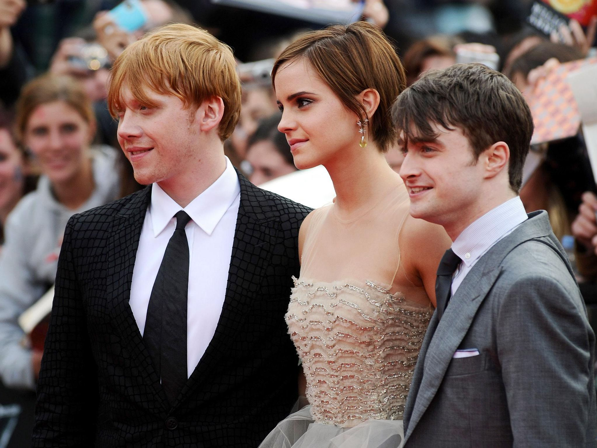 Emma Watson Discusses Her Harry Potter Role