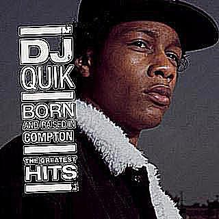 Born and Raised in Compton album cover
