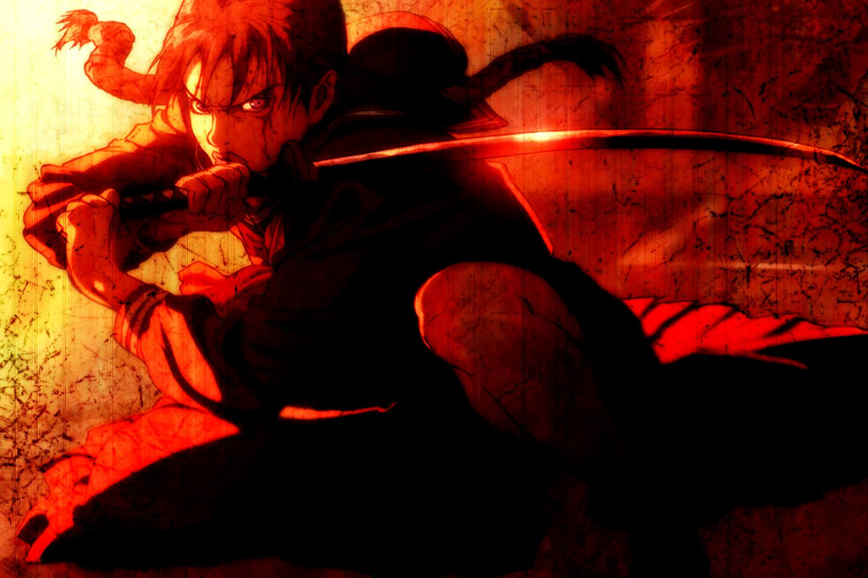 Saya in Blood: The Last Vampire cover