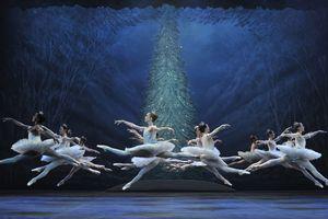 English National Ballet Perform 'The Nutcracker' At The London Coliseum