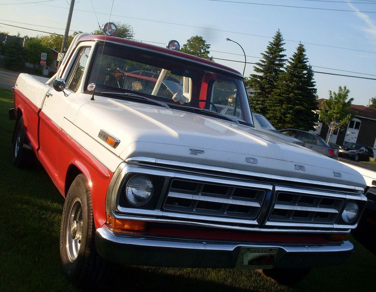 Ford F Series Pickup Truck History From 1973 1979