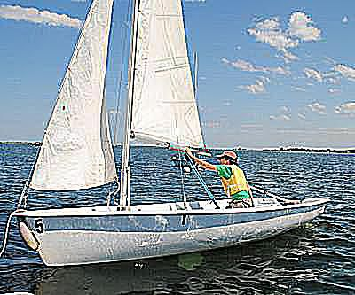 Using a Sailboat's Centerboard