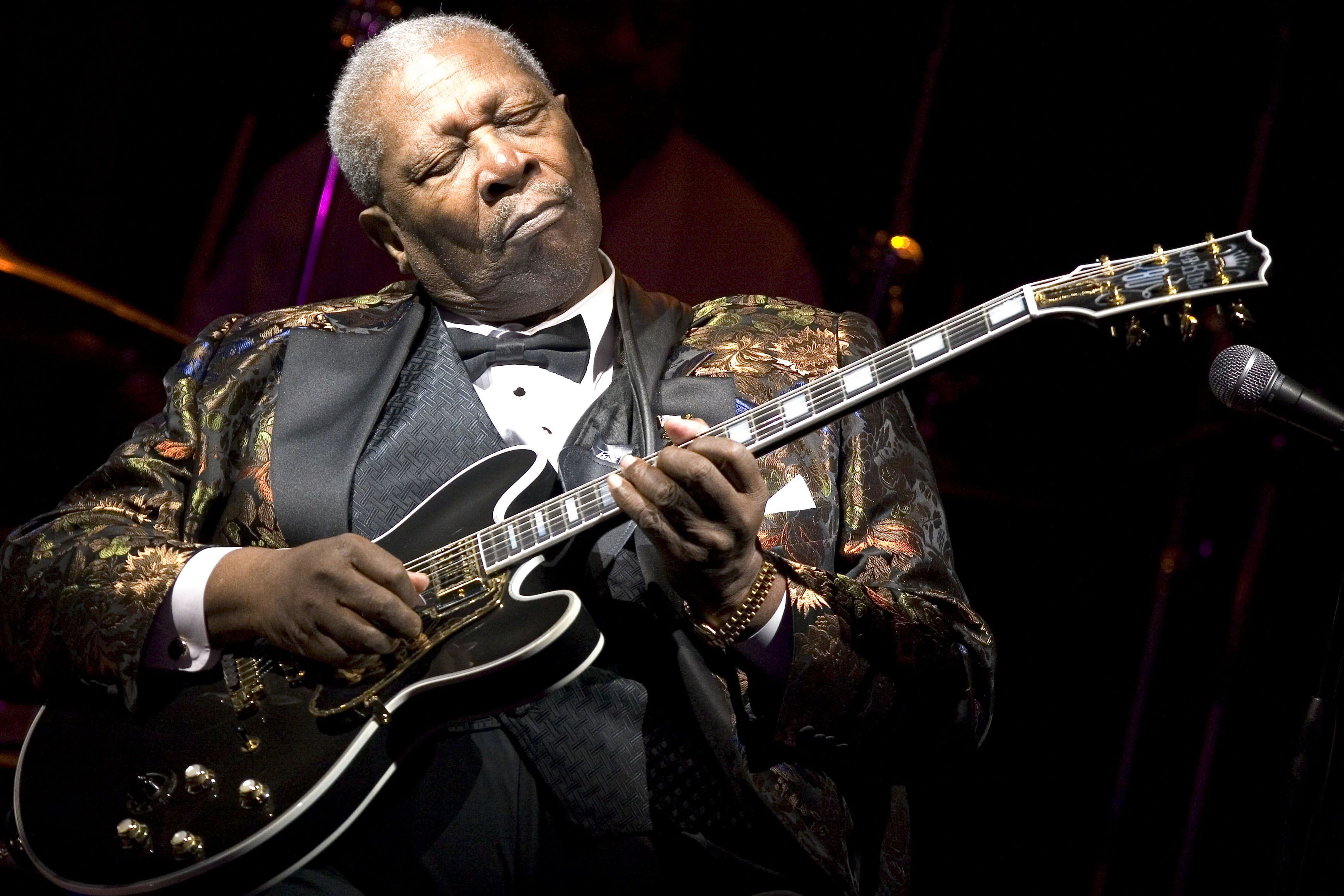 Learn to Play Like B B  King - Lesson, Tabs and MP3s